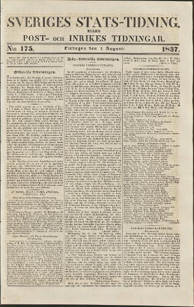 File:Post- och Inrikes Tidningar 1837-08-01.djvu
