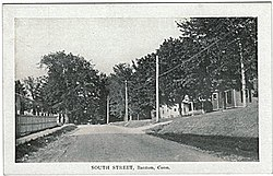 South Street, about 1910 (postcard picture)