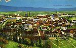 Postcard of Ljubljana from Ljubljana Castle 1917.jpg