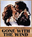 Gone with the Wind film poster