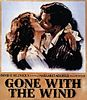 "Film poster for ""Gone with the Wind"""