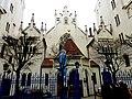 Prag - Maisel-Synagoge - Maiselova synagoga - panoramio (1).jpg