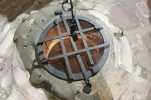 Prague Praha 2014 Holmstad Dalibortårnet Dalibor Tower fangehull prisoner hole