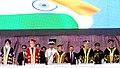 Pranab Mukherjee, The President of Islamic Republic of Afghanistan, Mr. Hamid Karzai, the Governor of Punjab, Shri Shivraj Patil, the Chief Minister of Punjab.jpg