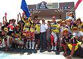 Premiación del Rally Dakar 2013 (8399318380).jpg