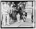Pres. Harding dedicating model house LOC npcc.08749.jpg