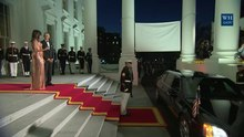 File:President Obama and the First Lady Welcome Prime Minister Renzi and Mrs. Landini of Italy.webm