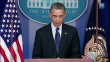 Fil:President Obama speaks on explosions in Boston (2013-04-15).ogv