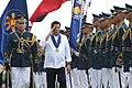 President Rodrigo Duterte arrives at the Villamor Airbase.jpg