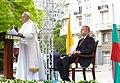 President Rumen Radev Welcomes His Holiness Pope Francis in Bulgaria, 2019-05-05 10.jpg