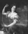 Presumed portrait of Marie Anne of Bourbon, Princess of Conti as Diana.png