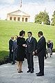 Prime Minister of Italy Matteo Renzi visits Arlington National Cemetery (30317647342).jpg