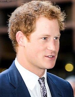Prince Harry 2014