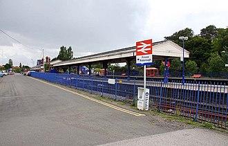 Princes Risborough railway station - Princes Risborough Station.