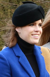 younger daughter of Prince Andrew, Duke of York, and Sarah, Duchess of York