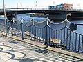 Princess of Wales Bridge from north bank upriver.jpg