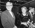 Prinses Beatrix en Claus van Amsberg met links zwemster Ada Kok, Bestanddeelnr 918-3201.jpg