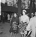 Prinses Benedikte en Prinses Margriet bezoek gebracht aan Keukenhof te Lisse, ti, Bestanddeelnr 917-6276.jpg