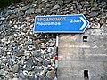 Prodromos, Cyprus Road Sign.jpg