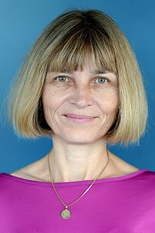Portrait of Professor Lila Kari