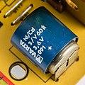 Profitronic VCR7501VPS - controller board - Varta 3V 60R Ni-Cd battery-93712.jpg