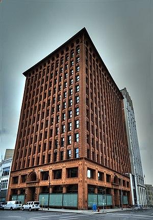1894 in architecture - Louis Sullivan's Guaranty Building