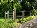 Public footpath to Trimpley - geograph.org.uk - 495952.jpg