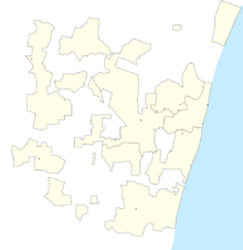 PNY is located in Puducherry