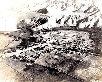 Cono Norte - Puente Piedra in 1930