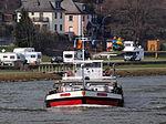 Pugna Vitae, ENI 04501410 at the Rhine river pic2.JPG