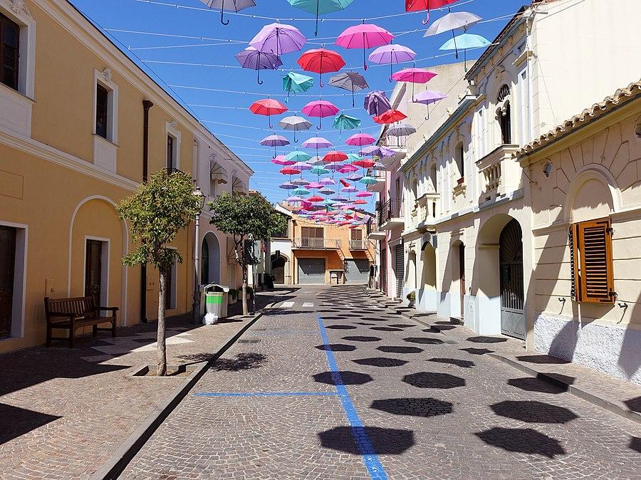 Pula, Sardinia