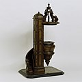 Pulpit Model With Staircase (France), mid-19th century (CH 18703479-2).jpg
