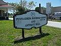Punta Gorda FL ACL depot sign01.jpg