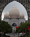 Putrajaya Malaysia Palace-of-Justice seen-from PJC-Gate-01.jpg