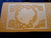 A puzzle without a picture: Ravensburger Krypt