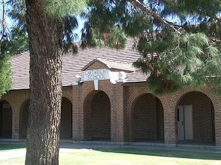 Cartwright Elementary School District United States historic place