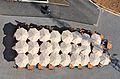 Pyramidenkogel Sonnenschirme vom Aussichtsturm 21062013 377.jpg