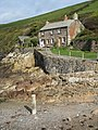 Quay Cottage, Port Quin - geograph.org.uk - 1520607.jpg