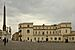 Quirinale Piazza del Quirinale scuderie Roma.jpg
