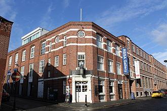 Royal Birmingham Society of Artists - Image: RBSA Gallery November 2012