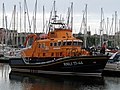 RNLB 'Margaret Joan and Fred Nye' at Bangor - geograph.org.uk - 1312268.jpg