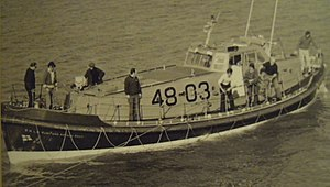 RNLB Ruby and Arthur Reed (ON 990) - Image: RNLB Ruby and Arthur Reed