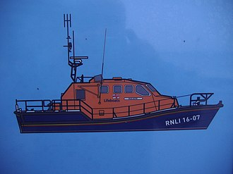 RNLB Lester (ON 1287) - Image: RNLI LESTER ON 1287