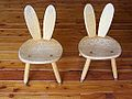 Rabbitish chairs in Japan (8008818647).jpg