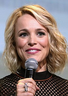 Rachel McAdams Canadian actress