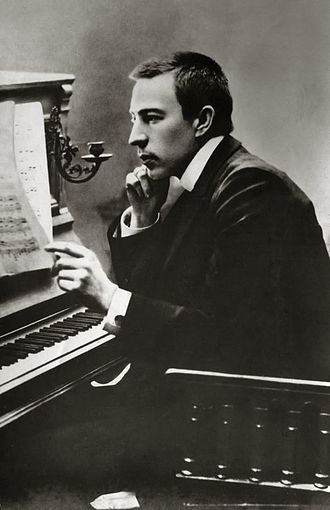 Piano Concerto No. 2 (Rachmaninoff) - Rachmaninoff in the early 1900s