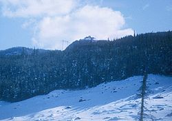 Radar Mont Apica