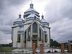 Church in Radekhiv