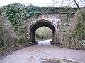 Railway Bridge at Durley Lane, Keynsham - geograph.org.uk - 1742956.jpg