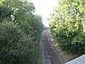 Railway line to Calvert Landfill Site 4 - geograph.org.uk - 1245436.jpg